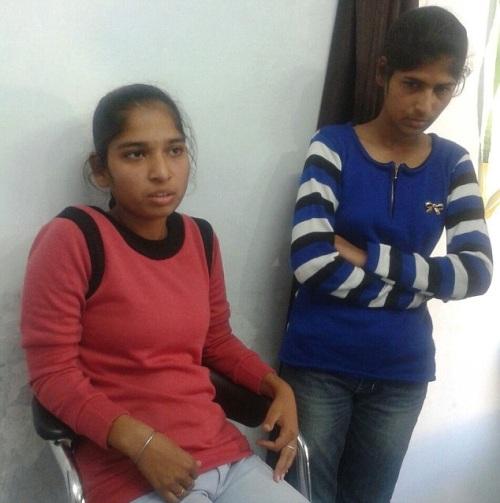 Pooja and Aarti Kumar